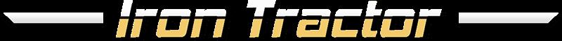Iron Tractor logo
